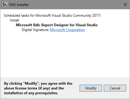 rdlc visual studio 2019