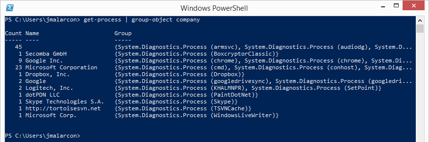 Powershell-Group-Object