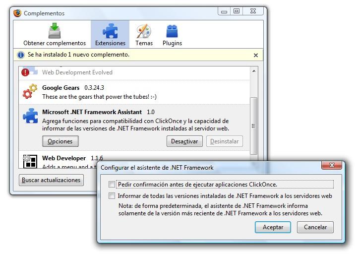 ¿Qué hay de nuevo en el Service Pack 1 de .NET 3.5 y de Visual Studio 2008?