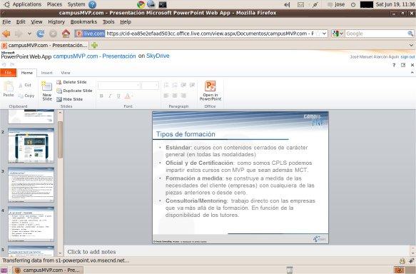 ¿Office 2010 en Linux/Mac/Otros y Gratis?