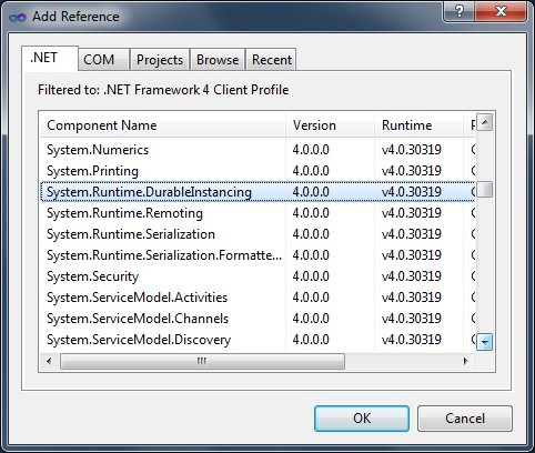 Uso de la caché de ASP.NET 4.0 fuera de aplicaciones Web - Perfiles de .NET