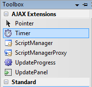 Detener un Timer de ASP.NET AJAX