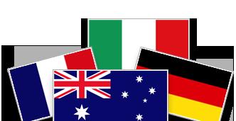 Sistema operativo en varios idiomas al mismo tiempo para prueba de aplicaciones