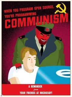 Guerra Open-Source: terrorismo y software libre ¡Que fuerrrrte!